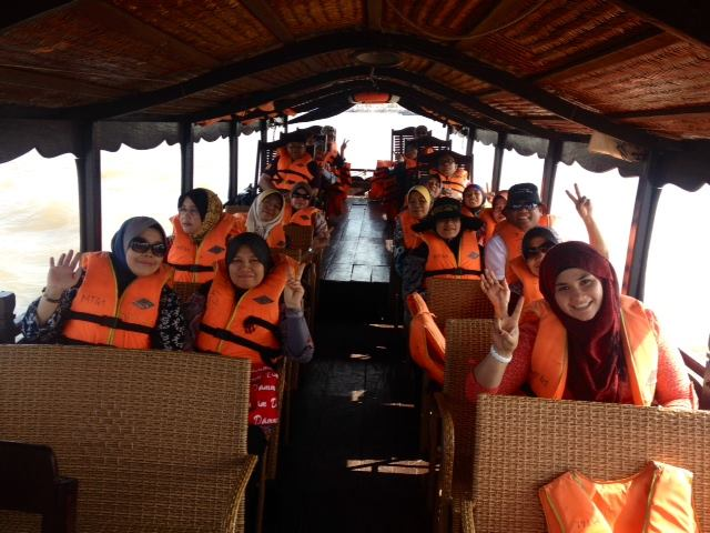 mekong delta muslim tour 4days 3 nights