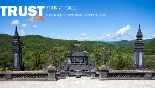 Danang Car Rental | Hue Tour 1 Day From Danang