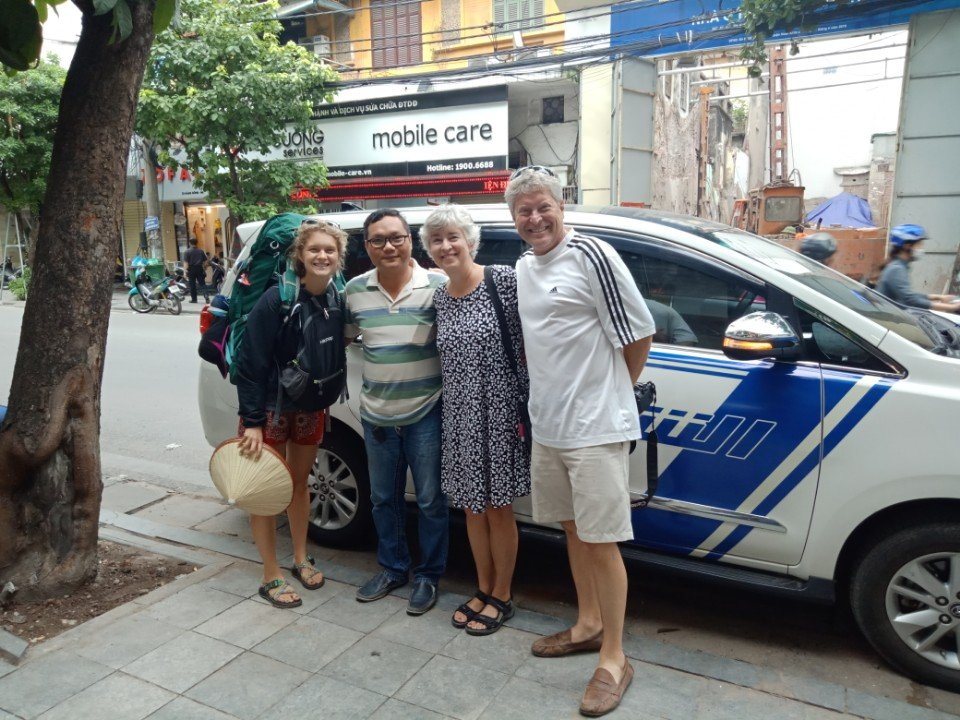 Car Rental With English Speaking Driver In Ho Chi Minh