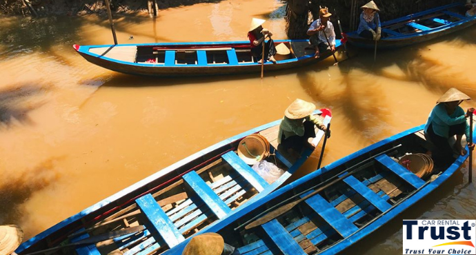 Rent A Car With Diver For 4Days Tour In Ho Chi Minh