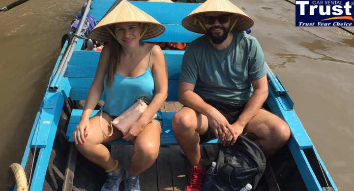 Rent A Car With Driver For Cu Chi Tunnels, Mekong Delta Tour