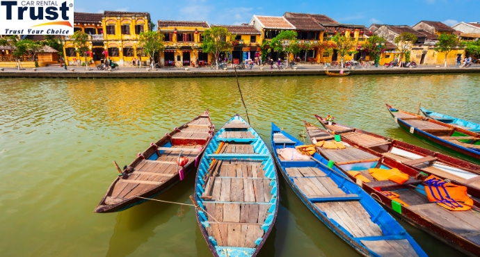 Taxi Transfers From Chan May Port To Hoian, Danang Tour