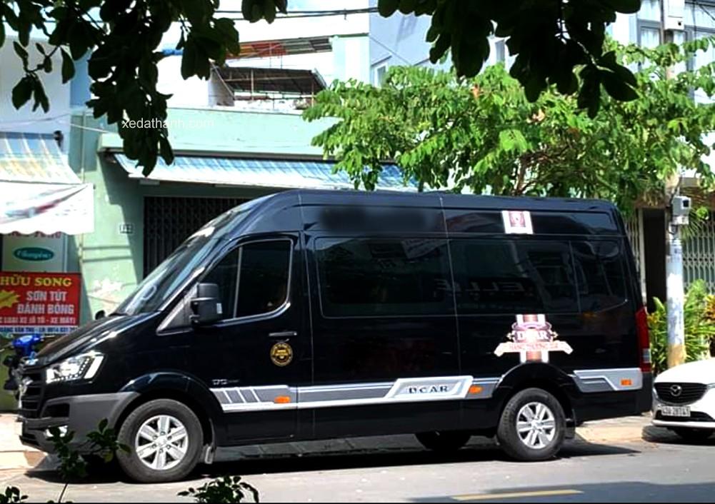 Minivan Solati 16 seat