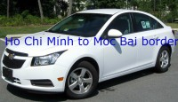 The experience to drive in Viet Nam