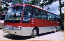 Luxury bus ticket in Viet Nam