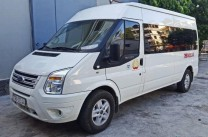 Minivan Ford Transit 16 seat
