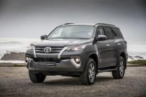 Toyota Fortuner SUV 7 seat