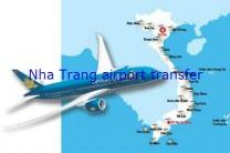 Nha Trang airport pick up,Transfer