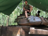 Rent A Car With Driver For Cu Chi Tunnels & Temple Tour