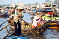 Car Rental From Ho Chi Minh To Cai Be Floating Market Tour