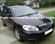 Car rental from Ho chi minh to long tan battle field