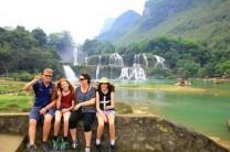 Private Taxi Hanoi Transfers To Ban Gioc WaterFall Tour