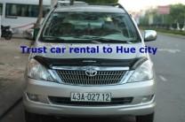 car rental from da nang to hue