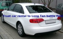 car rental from sai gon to long tan