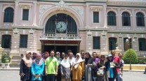 Ho chi minh city Muslim tour 4days