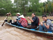 Mekong Delta | Cu Chi Tunnels Tour 1 Day From Ho Chi Minh