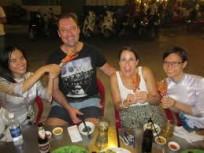 Night tour by motobike in Sai gon